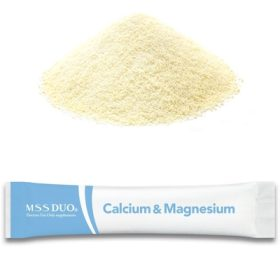 カルシウム&マグネシウム