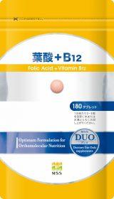 葉酸+B12